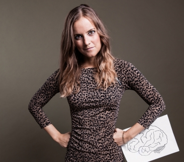 Intervju med hjärnforskaren och entreprenören Katarina Gospic