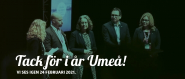 Tack Umeå!