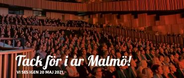 Tack Malmö!